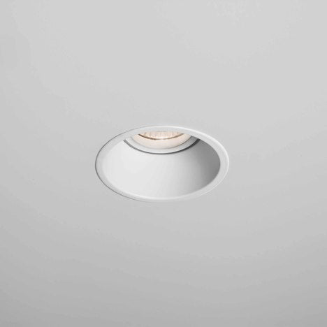 Astro Lighting Minima Round Matt White