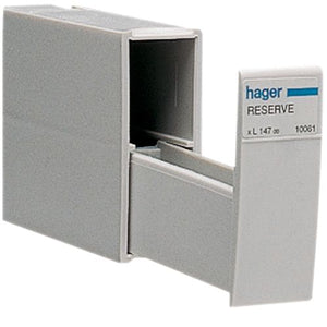 Hager Spare cartridge fuses box L14700 Box of 10