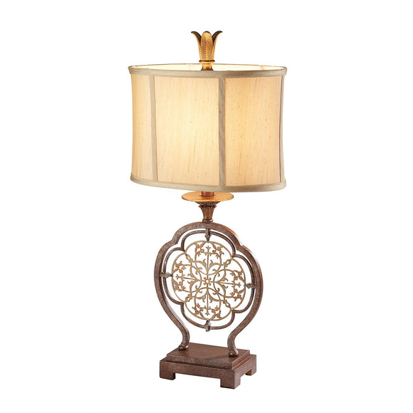 Marcella 1lt Table Lamp