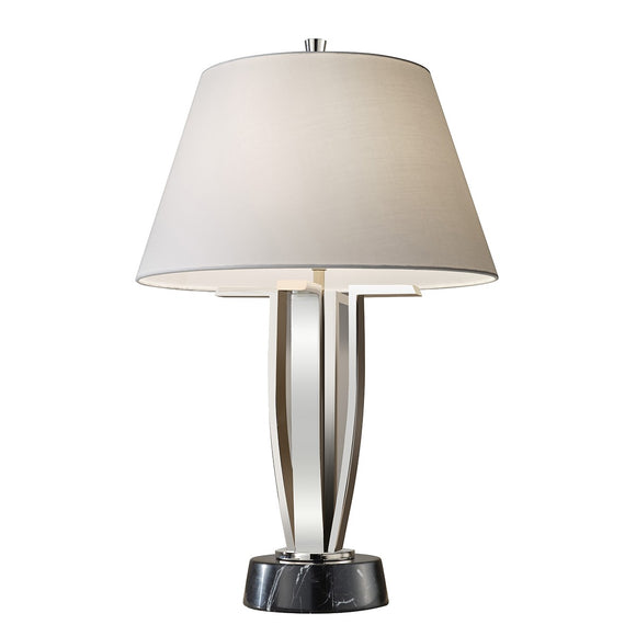 Silvershore 1lt Table Lamp