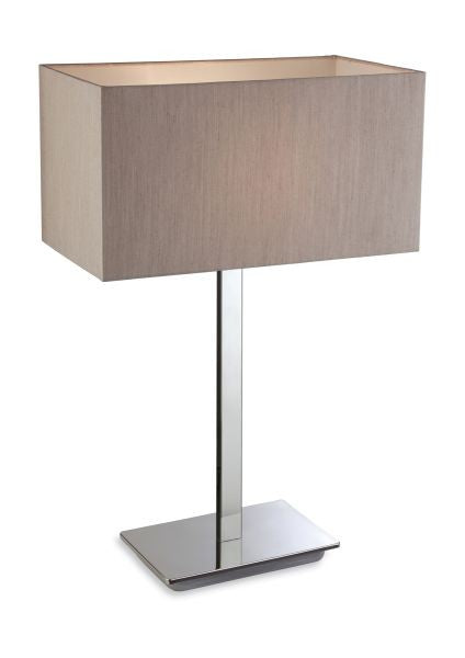 Firstlight Prince Polished Stainless Steel with Oyster Shade