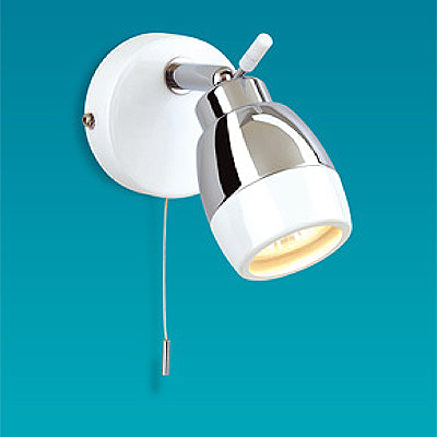 Marine Single Wall IP44 c/w Pull Cord & 35W 240V