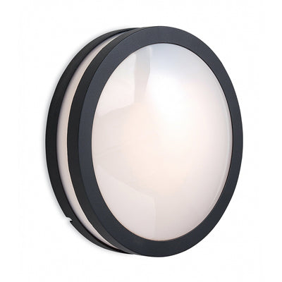 Zenith Outdoor E27 c/w Opal Diffuser IP54 60W 260x90mm