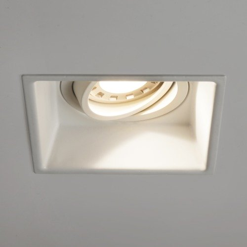 Astro Lighting Minima Square Adjustable Fire-Rated Matt White