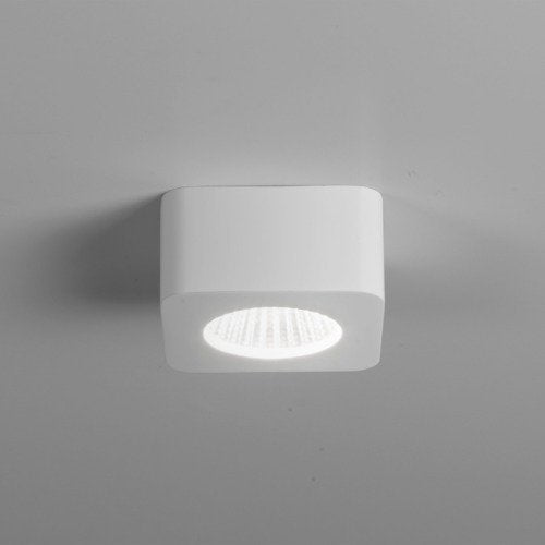 Astro Lighting Samos Square LED Matt White