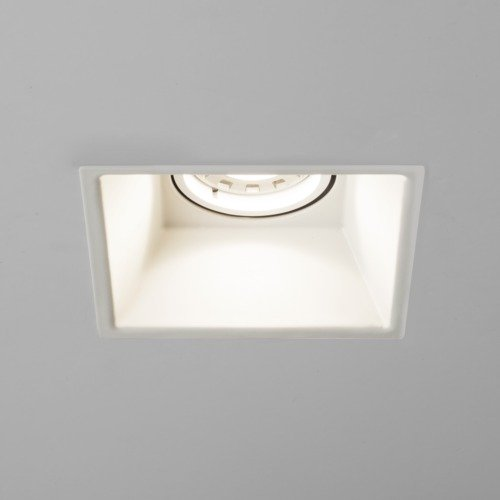 Astro Lighting Minima Square Fire-Rated Matt White