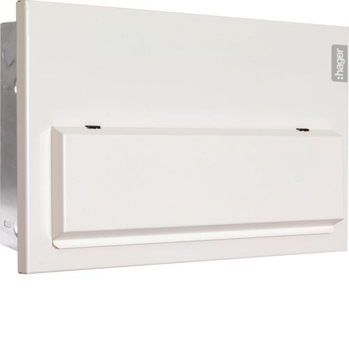 VMLF114 Consumer unit,Design10,flush mounted,14way,100A,switch disconnector incomer