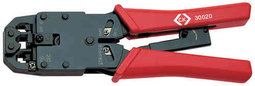 C.K Ratchet Crimping Pliers For Modular Plugs 430020