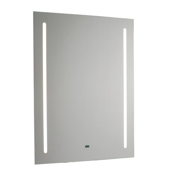 Saxby Nico shaver mirror IP44 10W SW daylight white