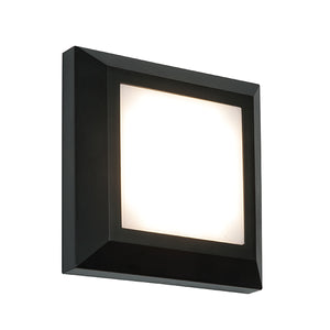 Saxby Severus square direct IP65 3W warm white