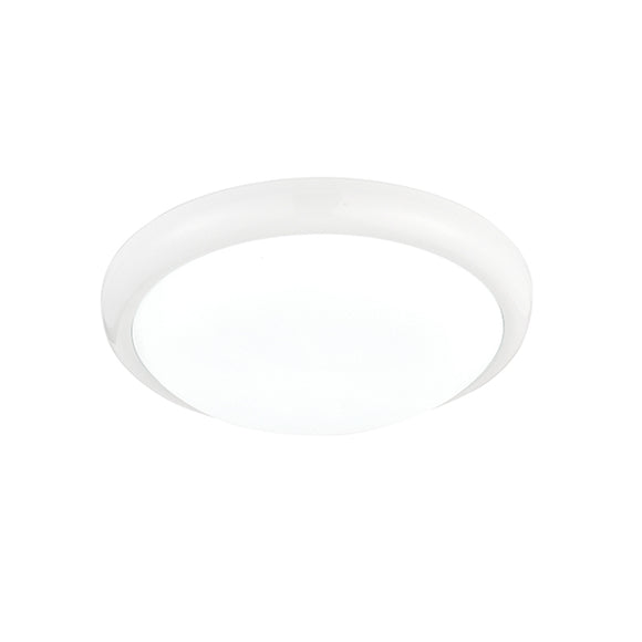 Saxby Montana 330mm round flush 15W CCT