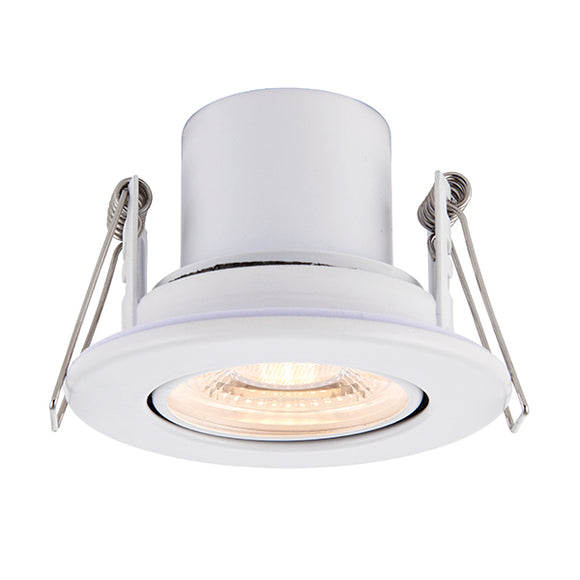 Saxby ShieldECO 800 Tilt 8.5W warm white