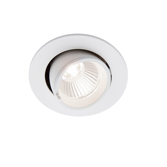 Saxby Axial round 9W cool white