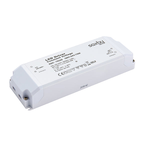 Saxby LED driver constant voltage 24V 75W