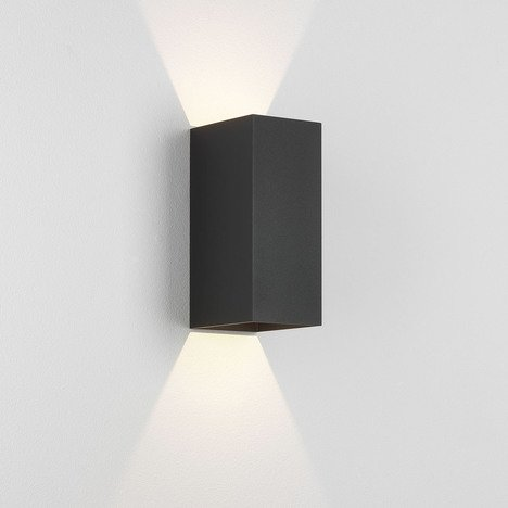 Astro Lighting Kinzo 210 LED Textured Black
