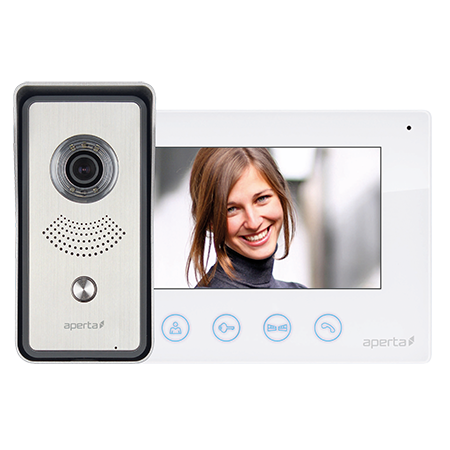 ESP Colour Video Door Entry System APKIT