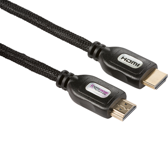 Knightsbridge 2M HIGH SPEED HDMI CABLE WITH ETHERNET