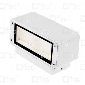 All Led AWL01/WH - 12w White Up/Down Wall Light