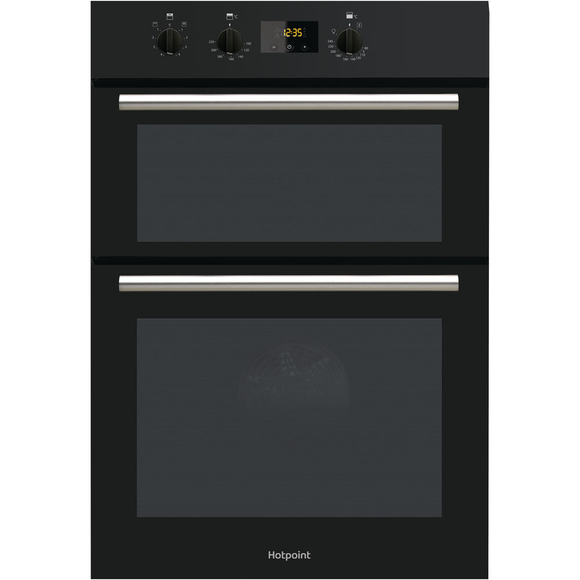 Hotpoint Built In Double Oven  DD2540BL