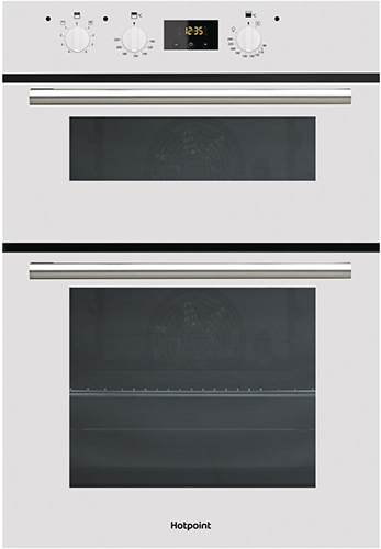 Hotpoint Built In Double Oven  DD2540WH