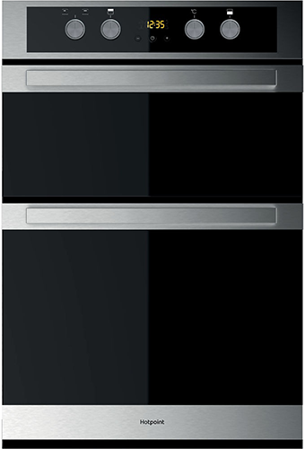 Hotpoint Class 5 Built In Double Oven  DKD5841JCIX