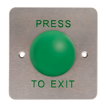 ESP Push to Exit Mushroom Release Button EVEXITM