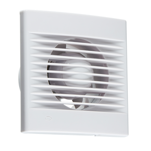 "Knightsbridge 100MM/4""  Extractor Fan with Overrun Timer"