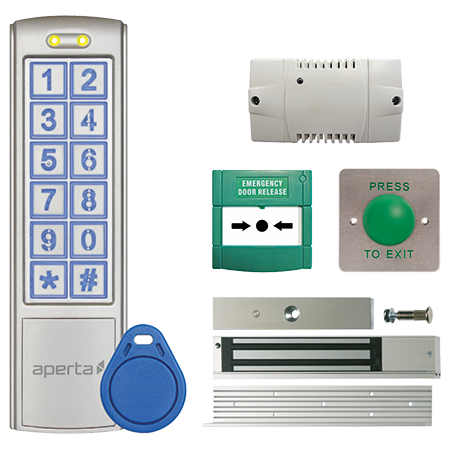 ESP Proximity and Keypad Door Entry Kit EZTAG3PROM
