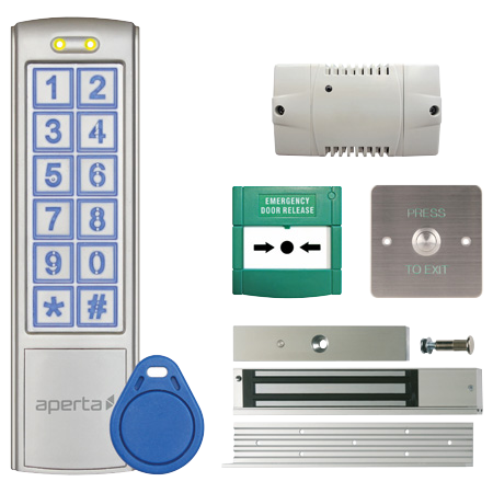 ESP Proximity and Keypad Door Entry Kit EZTAG3PRO