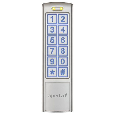 ESP Proximity and Keypad Door Entry EZTAG3