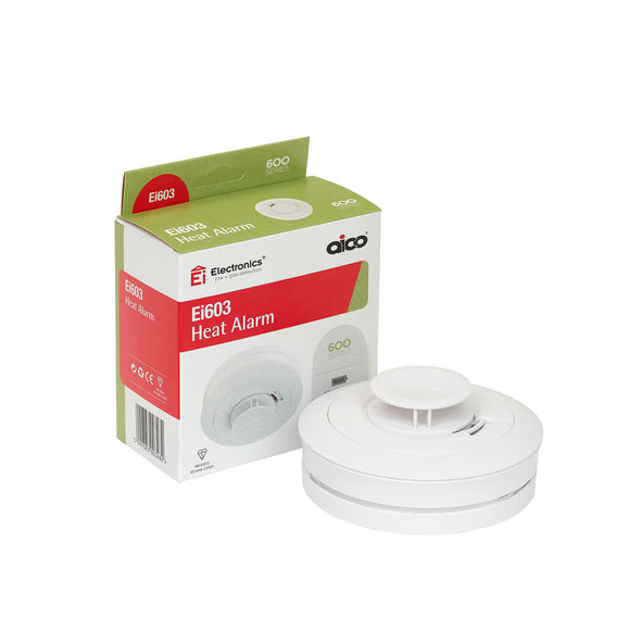 Aico Ltd Ei603 Battery Heat Alarm