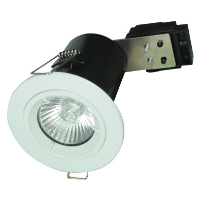 Greenbrook Leo Range -  Fire Rated Downlight, 50W, Fixed