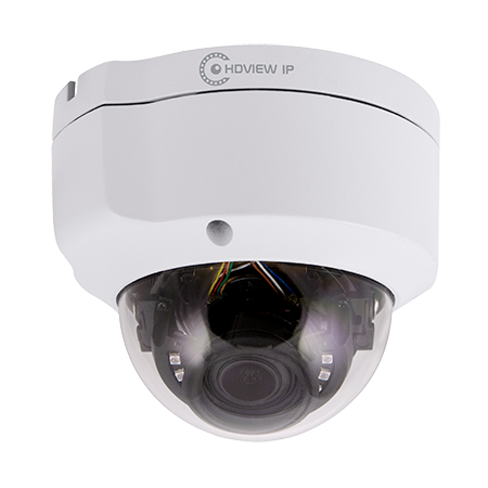 ESP White 2.8mm Lens 5MP IP Vandal Resistant Dome Camera HDVIPC28FDWAV