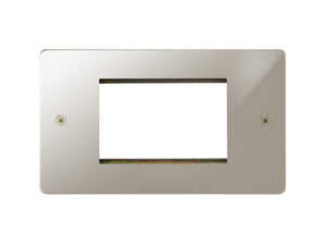 Focus SB Horizon 3 Module Euro Plate Polished Nickel