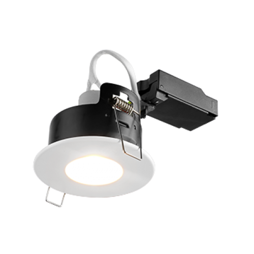 All Led AFD75 - iCan 75 GU10 Fire Rated Downlight