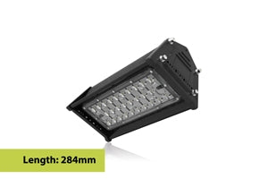 Integral LED Compact Tough Linear High Bay IP65 6500LM 50W 4000K 30x70 deg Beam Angle Dimmable