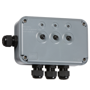 Knightsbridge IP66 13A 3G Switch Box