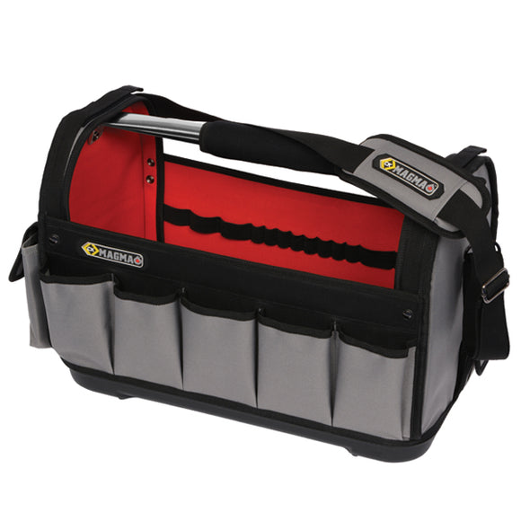 CK Tools Tool Bag Open Tote c/w 12 Pockets Waterproof MA2636