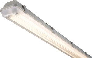 Knightsbridge 230V IP65 2X35W T5 HF Twin Non-Corrosive Fluorescent Emergency Fitting 5ft