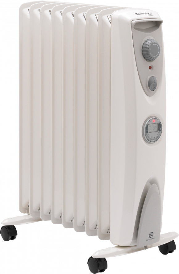 Dimplex 2kW Oil Free Column Radiator with Timer OFRC20TIN