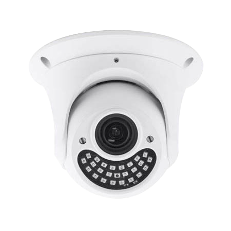 ESP White 2.8-12mm Lens 4MP HD Camera SHDVC2812VFDW