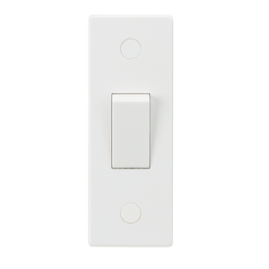 Knightsbridge 10AX 1G 2-Way Architrave Switch
