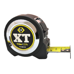 CK Tools 7.5M XT Tape Measure 25FT
