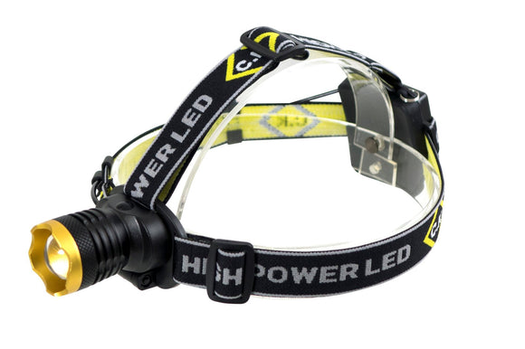 C.K LED Head Torch 200 Lumens T9621