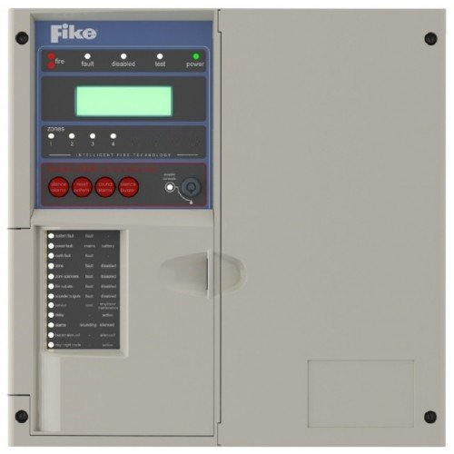 Fike TwinflexPro2 2 Wire 4 Zone Control Panel (CPR Compliant) - 505-0004
