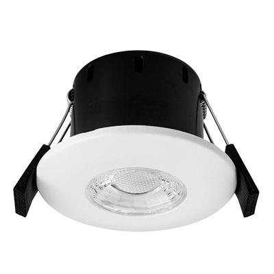 Greenbrook Vela Compact PRO 6W Fire Rated Downlight - Fixed