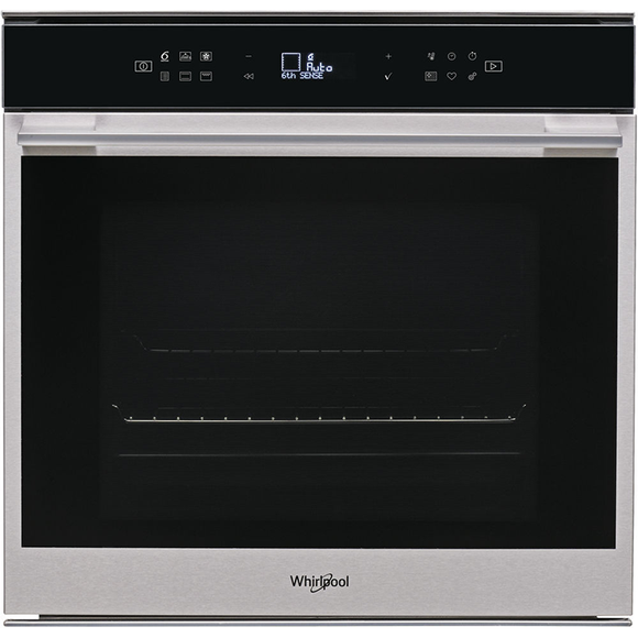 Whirlpool W Collection Built In/Under Single Multifunction Oven  W7OM44S1P