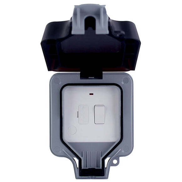 BG WP53 Weatherproof Fused Connection Switch