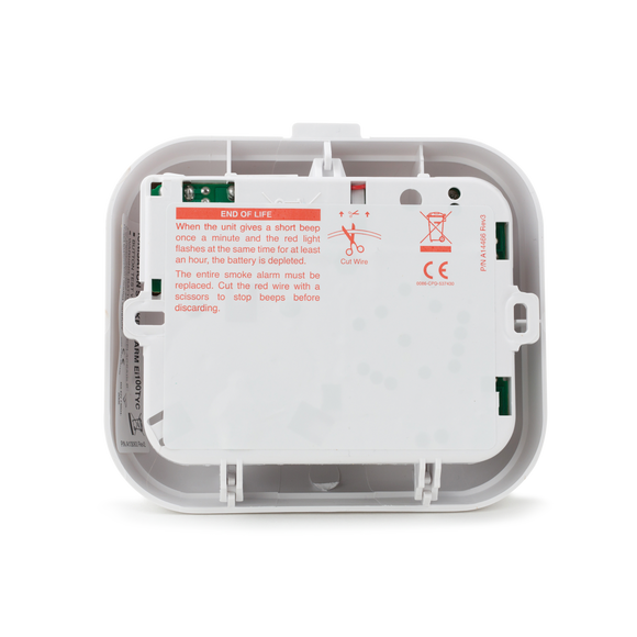 Aico Ltd Ei100TYC Ionisation Smoke Alarm