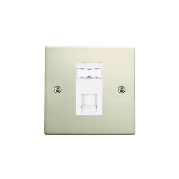Hartland Pearl Oyster 1g RJ12 Outlet-Unshield WH